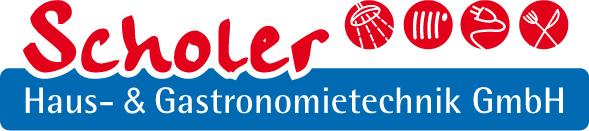 Logo Scholer Haus- und Gastronomietechnik